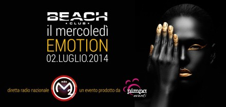 Kunique Radio M2O Live From Beach Club(Versilia) Wednesday July 02 On Air Diego Donati & Renee La Bulgara